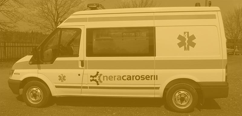 Nera Caroserii - masini blindate, ambulante, autovehicule transport persoane si alte autospeciale