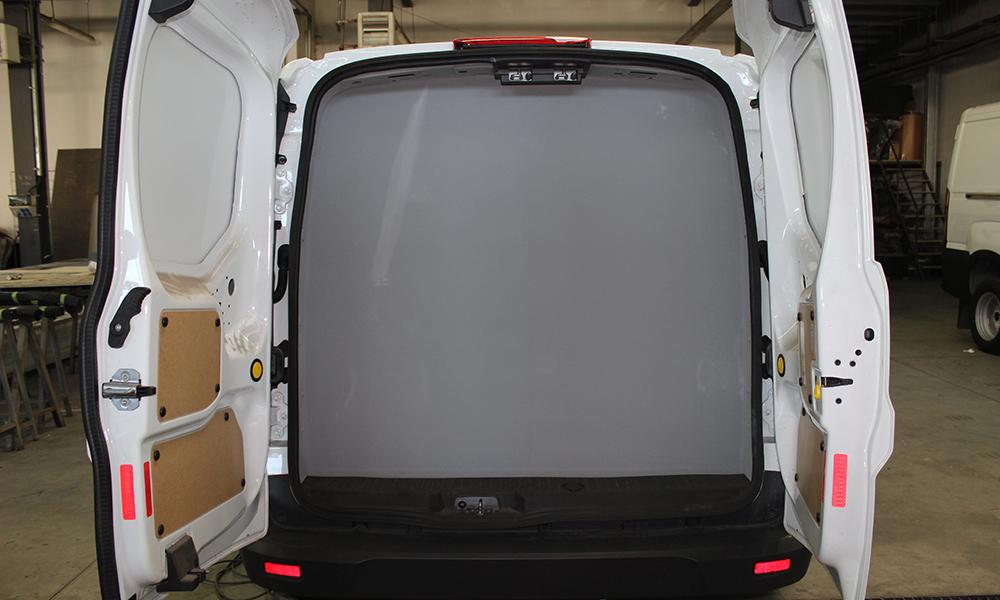 Oferta comerciala autovehicul blindat nou, Ford Transit Connect